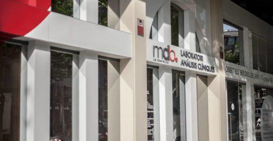Acuerdo de colaboración MDB Laboratorio de Análisis Clínicos y Lab. Dra. Pifarré de Barcelona