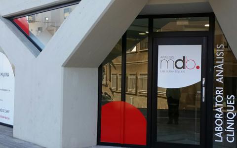 Laboratorio de análisis clínicos en Badalona- Via Augusta