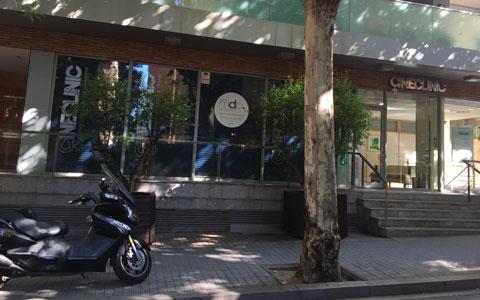 Laboratorio de análisis clínicos en Barcelona Lazaro Cárdenas