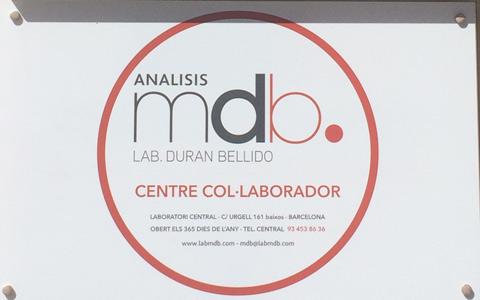 laboratorio de análisis en Mataró
