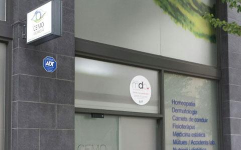 Laboratorio de análisis clínicos en Vilanova i la Gertrú