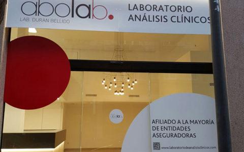 Nueva sede central de abolab análisis clínicos en Madrid