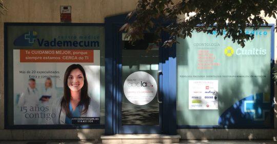 Acuerdo de colaboración con el centro médico Vademecum