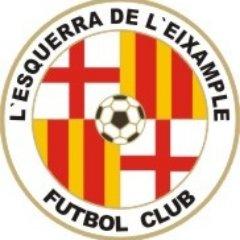 Acuerdo de colaboración con l'Esquerra de L'Eixample F. C.