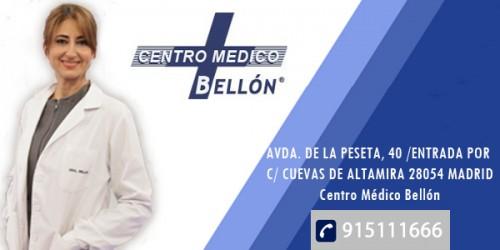 Acuerdo de colaboración con Centro Médico Bellón