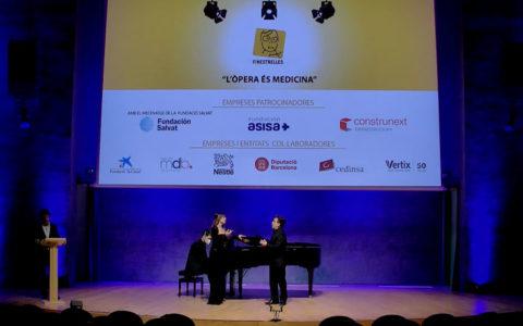 Concert benèfic Fundació Finestrelles