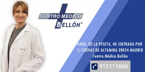 Ampliamos la colaboración con Centro Médico Bellón